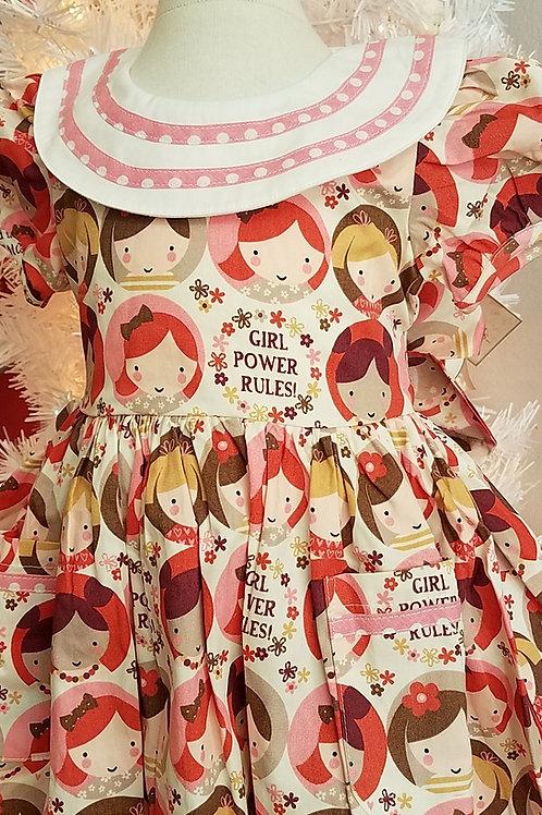 Girl Power Rules Dress