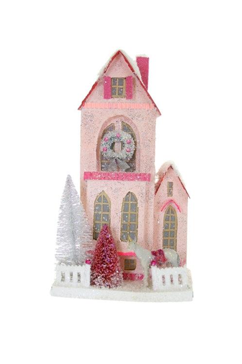 Cody Foster Holiday Dream Townhouse w/ Unicorn
