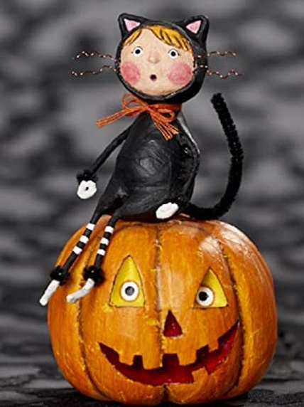 Cat & Jack-Collectible by Lori C. Mitchell™