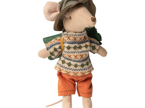 Boy Hiker Mouse- 2020 Collection