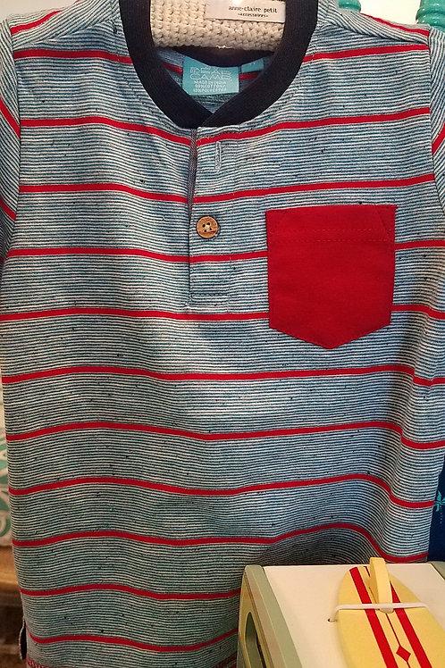 Bear Camp Henley Shirt