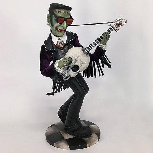 Katherine's Collection  Rock N Roll Frankenstein