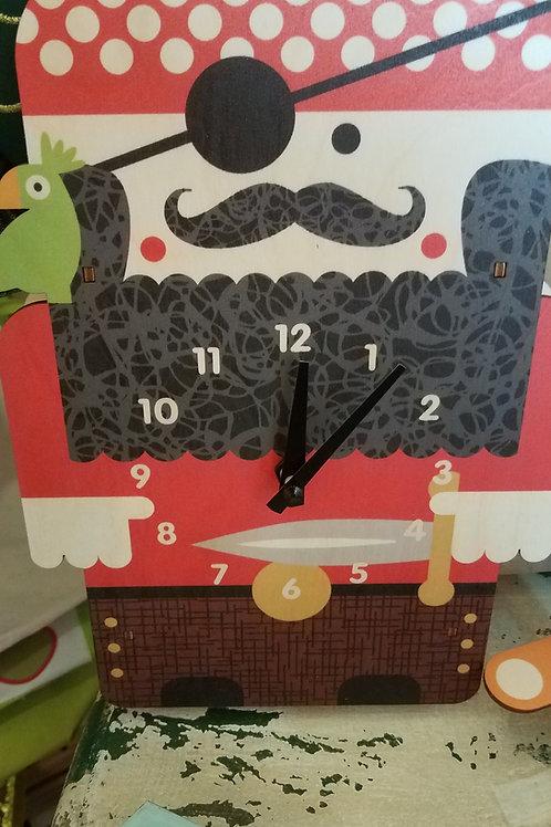 Birchwood Clock