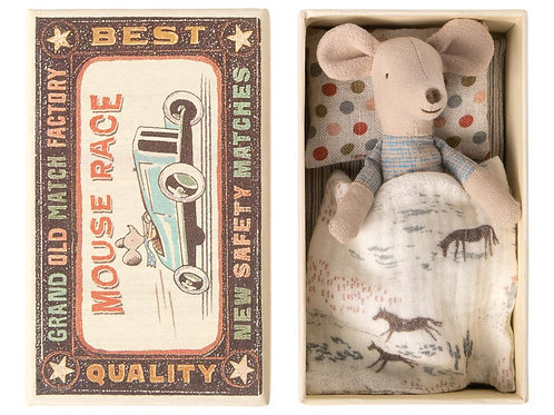 Little Brother Mouse in Matchbox, Pre-Order, Arriving Jul