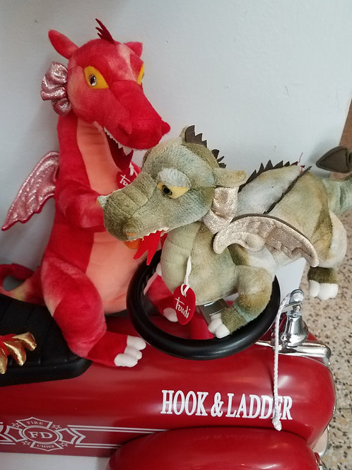 Trudi Green Little Brother Dragon