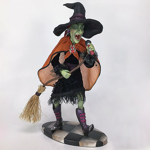 Katherine's Collection Witch Singer