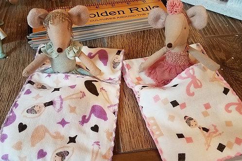 Shinzi Katoh  Ballet Print Cloth Pocket