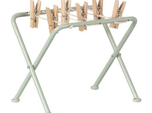Maileg Drying Rack for Mouse Clothes