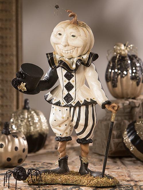 Bethany Lowe Lord Louis Pumpkin Man