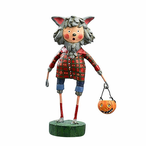 Wolfie Williams-Collectible by Lori C. Mitchell™