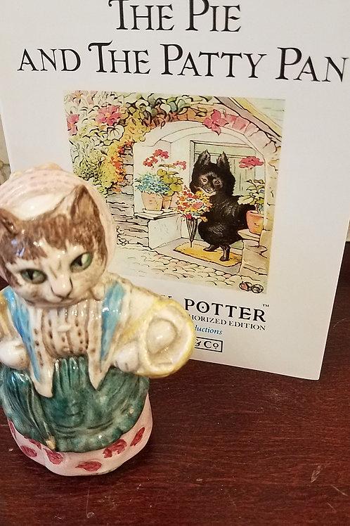 Cousin Ribby: Beatrix Potter Figurine BP-3b