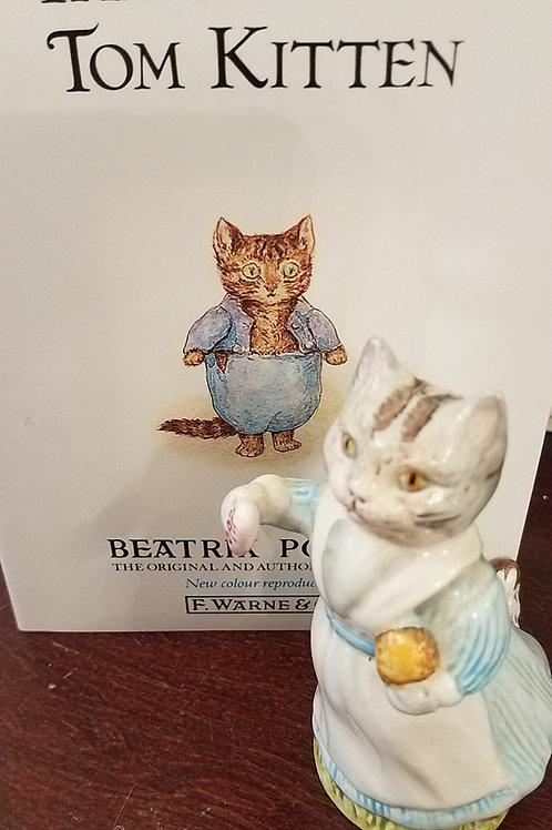 Tabitha Twitchett: Beatrix Potter Figurine BP-3c