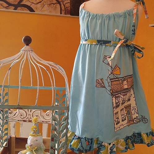 Storybook  Garden Party Dress