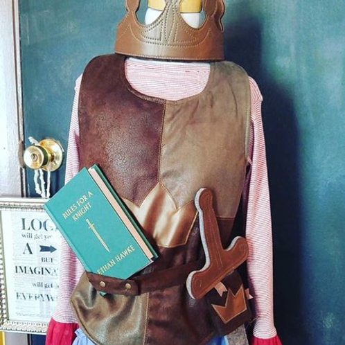 Rules For A Knight Book
