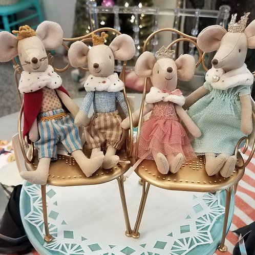 Maileg Queen Mom Mouse , Winter 2020 Collection