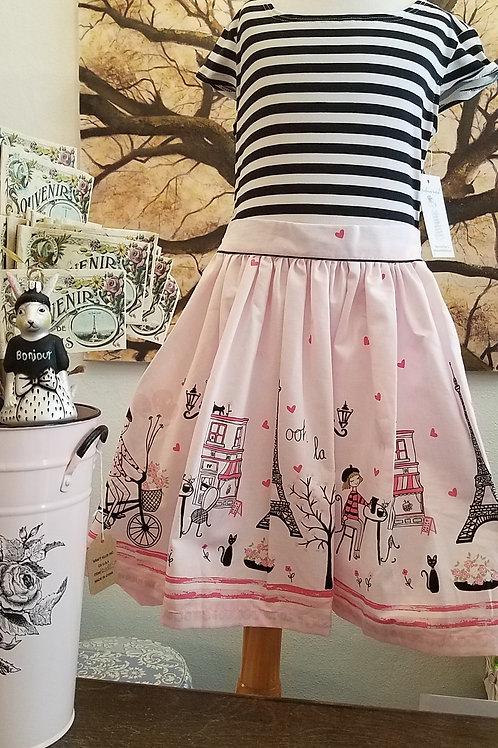 Paris Girl Dress