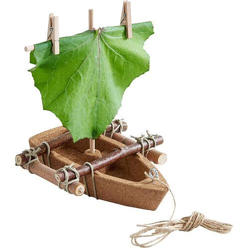 Terra Kids Cork Boat Kit