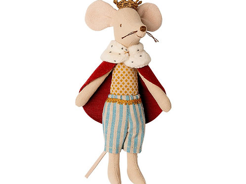 Maileg King Dad Mouse , Winter 2020 Collection
