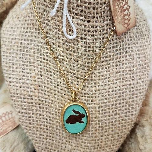 Treasured Rabbit Necklace