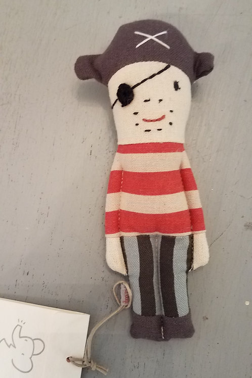 Maileg Pirate Rattle Last One, Collectible