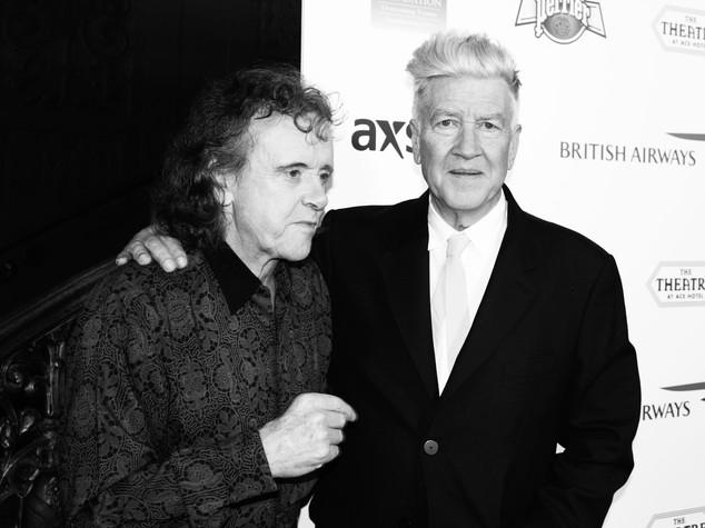 David Lynch Tribute Concert for Bullett Media: Feature