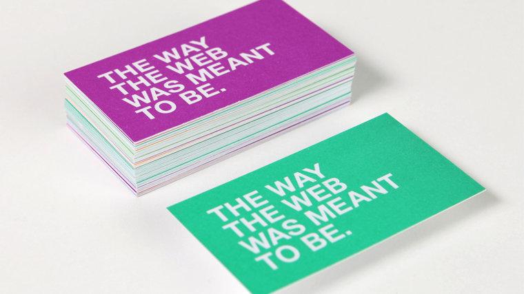Simple Business Cards Design