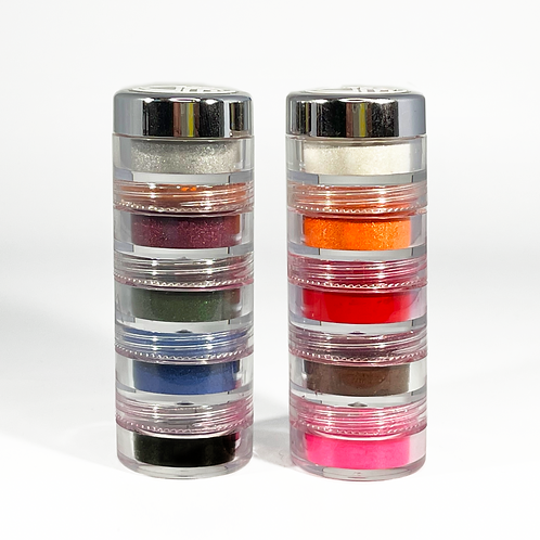 The Dragonfly Collection     Eye Shadow Pigment Towers
