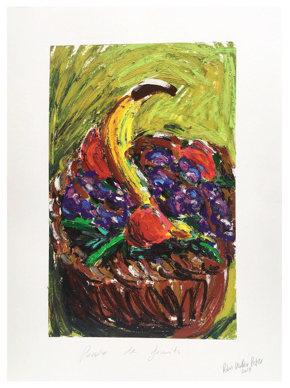 « Panier de fruits »