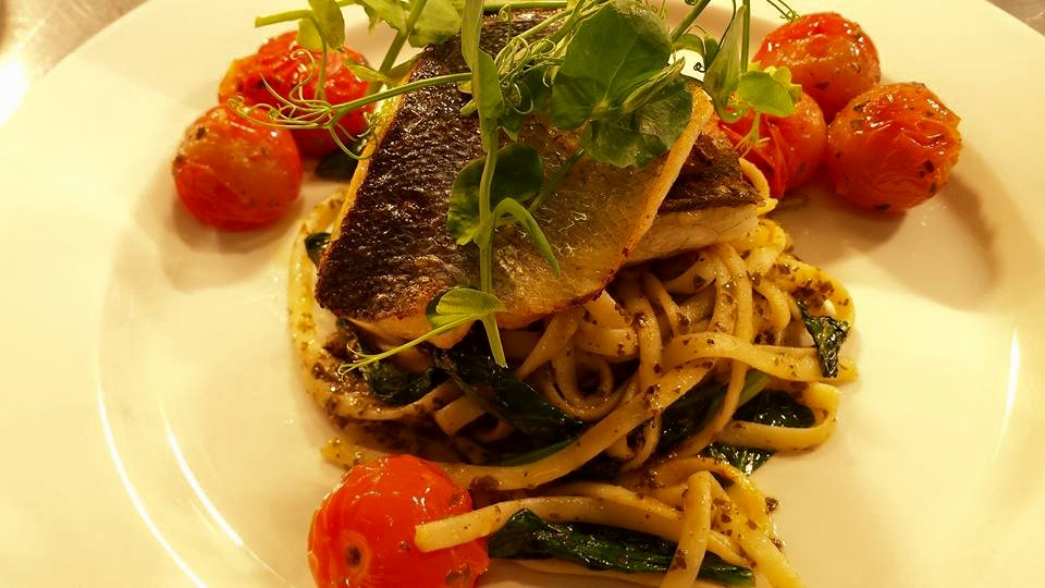 Seabass Special