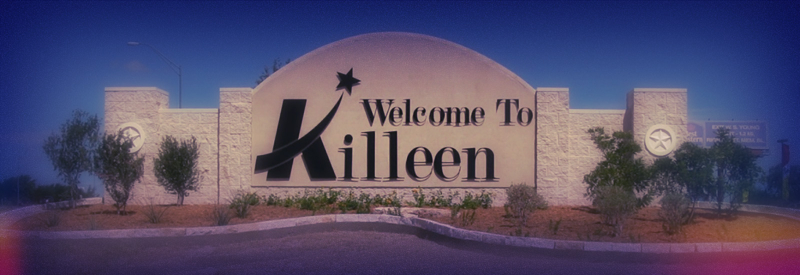 Killeen-Sign