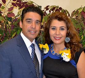 PASTOR RICHARD & YOLANDA RUBI