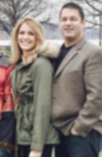 Jeff and Nancy Beswick