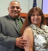 Pastor Albert and Yolanda Martinez