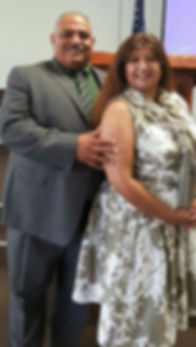 Pastor Albert and Yolanda Martinez