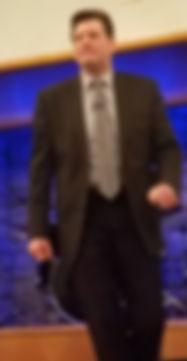 Pastor Tom Cunningham