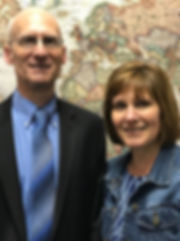 Pastor John and Renee Hildebrandt