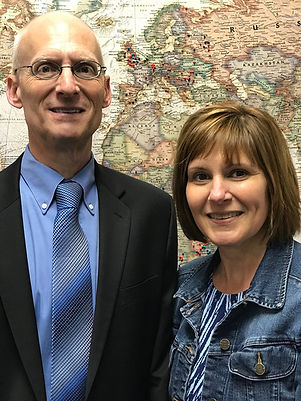 Pastor John and Renee Hildebrandt