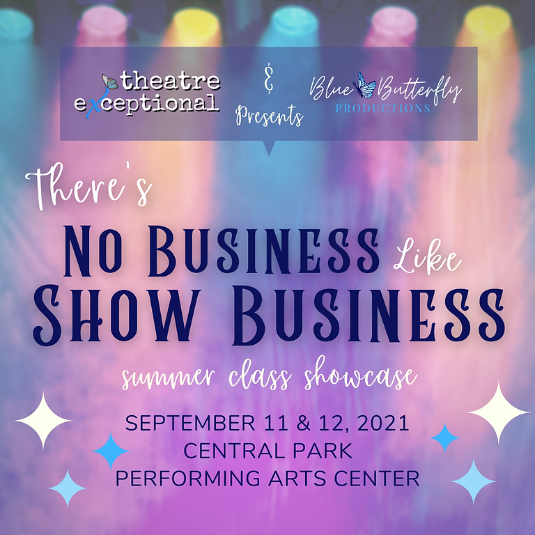 There's No Business Like Show Business (Show One)