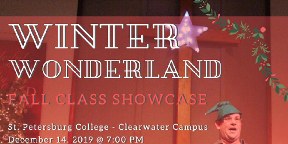 Winter Wonderland Showcase