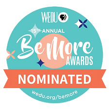 Nominated for th 15th Annual WEDU Be More Awards