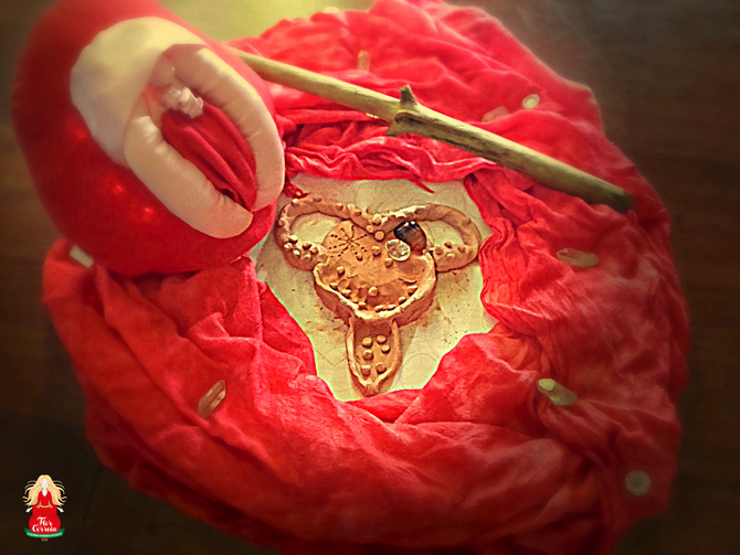 O simbolismo do útero, dos ovários e da vagina como fontes de saúde e de criação simbólica de vida