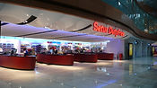 Sabhia Gokçen International Airport Retail Areas
