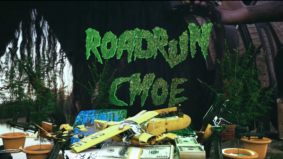 Roadrun CMoe - Bales (Official Video) #MichaelArtisShotIT #WorldPremiere