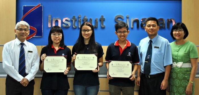 Anugerah Biasiswa Cemerlang Negeri Sabah Recipients 2014