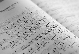 Chopin Nocturne sheet music