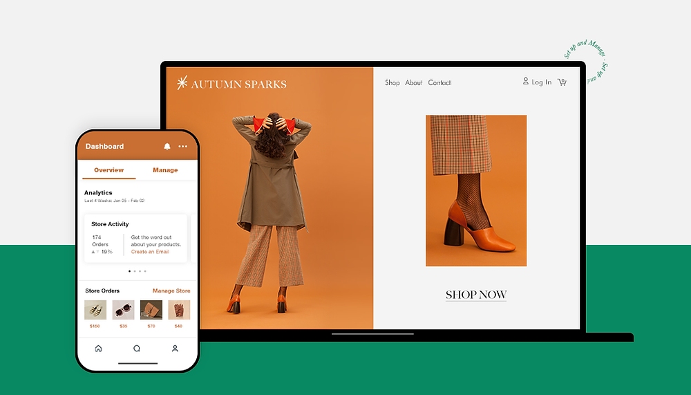How to Set up and Manage Your Online Store with Wix