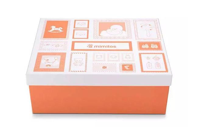 5Mimitos box product packaging example.