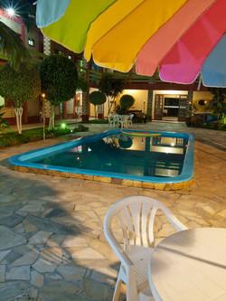 Mesa da piscina