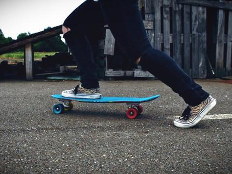 Como embalar o skate? *para iniciantes - 4 formas diferentes de embalar.
