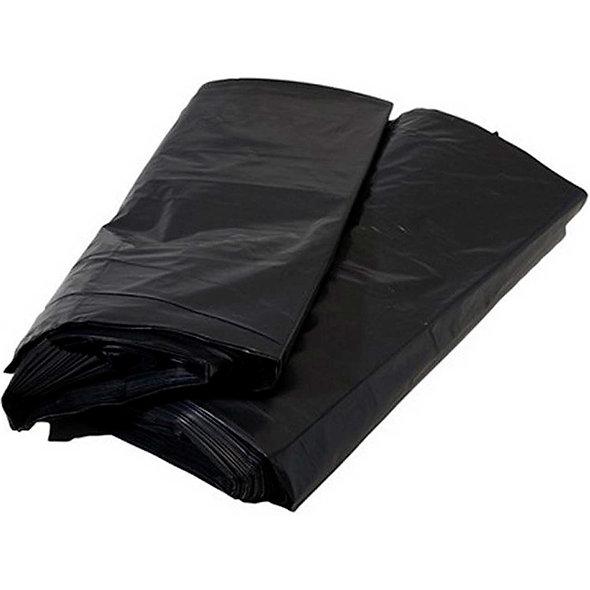 Saco de Lixo Preto 60L 100 Unid.